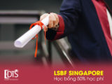 Học bổng 50% học phí từ Học viện LSBF Singapore