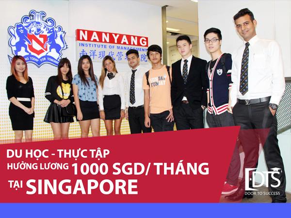 Khóa học ngành du lịch khách sạn tại Học viện Nanyang Singapore