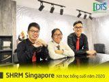 Cao đẳng SHRM Singapore Chương trình ưu đãi và học bổng 2020