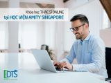 Chương trình học thạc sĩ online tại Học viện AMITY Singapore