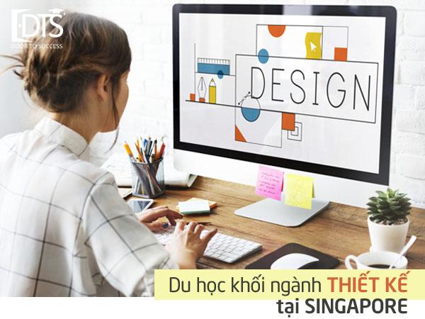 Tìm hiểu Du học khối ngành thiết kế tại Singapore
