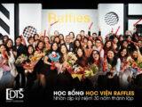 Học bổng Học viện Raffles Singapore nhân dịp 30 năm thành lập