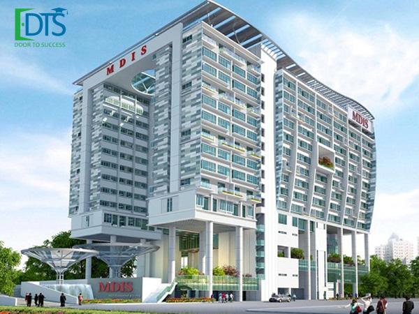 Dịch vụ nhà ở nội trú của Học viện MDIS Singapore