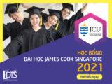 Học bổng Đại học James Cook Singapore 2021