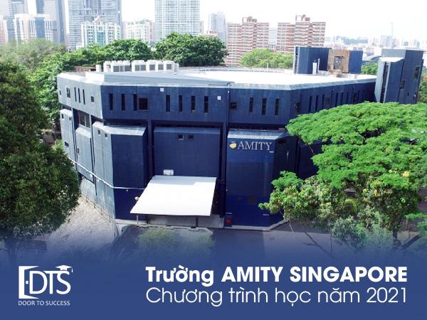 Học viện AMITY Singapore - Chương trình học năm 2021