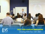 Học viện Kaplan Singapore - Chương trình học năm 2021