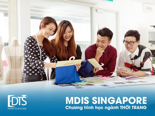 Du học ngành thời trang tại Học viện MDIS Singapore