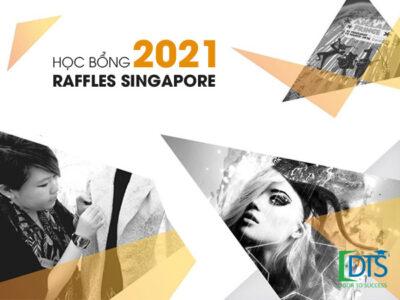 Học bổng Học viện Raffles Singapore 2021