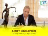 Du học Singapore ngành Luật tại Học viện AMITY