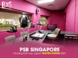 Du học Singapore ngành Truyền Thông tại Học viện PSB