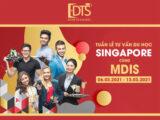 Tuần lễ tư vấn tuyển sinh Học viện MDIS Singapore 2021