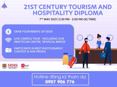 Hội thảo khóa chứng chỉ ngành du lịch khách sạn tại MDIS Singapore