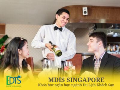 Khóa ngắn hạn ngành Du lịch Khách sạn tại Học viện MDIS Singapore