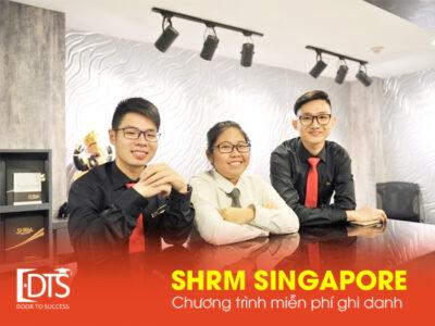 Cao đẳng SHRM Singapore miễn phí ghi danh năm 2021