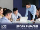 Học viện Kaplan Singapore hoàn phí ghi danh tháng 06