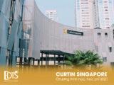 Đại học Curtin Singapore - Chương trình học, học phí 2021