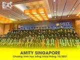 Học viện AMITY Singapore - Học bổng khóa tháng 10.2021