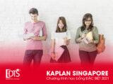 Học viện Kaplan Singapore - Chương trình học bổng đặc biệt 2021