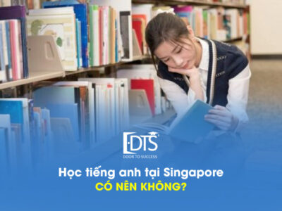 Học tiếng anh tại Singapore có nên không?