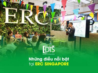 Học viện ERC Singapore và những điều nổi bật