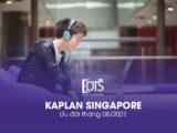 Ưu đãi du học tại Học viện Kaplan Singapore tháng 08