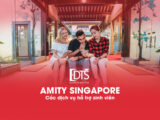 Học viện Amity Singapore và các dịch vụ hỗ trợ sinh viên