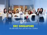 Học viện ERC Singapore - Ưu đãi 40% học phí chương trình học online