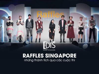 Học viện Raffles Singapore và những thành tích qua các cuộc thi