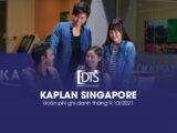 Học viện Kaplan Singapore – Hoàn phí ghi danh tháng 9,10/2021